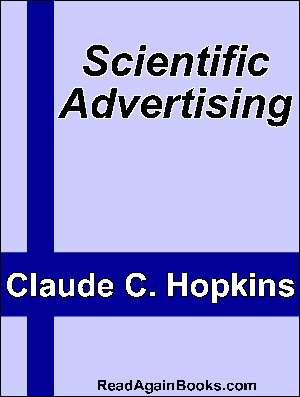 Scientific Advertising Ebook